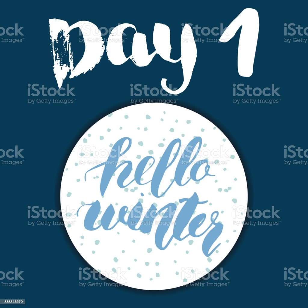 What is the number of winter holidays 92