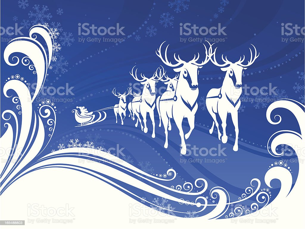 Christmas adventure royalty-free christmas adventure stock vector art & more images of animal