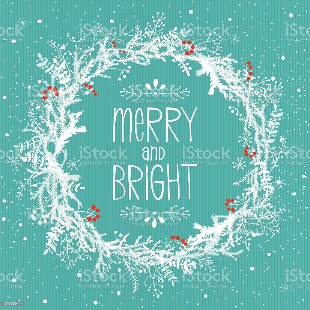 Christmas And New Year Background christmas and new year background – cliparts vectoriels et plus d'images de blanc libre de droits