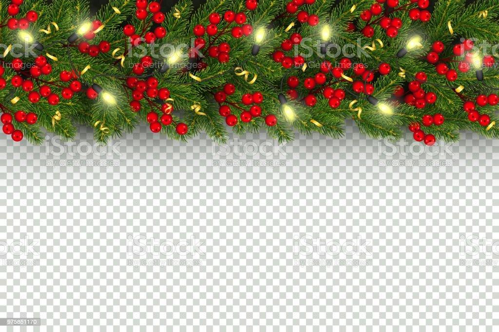 Weihnachten Und Neujahr Grenze Der Realistischen Zweige Der ...