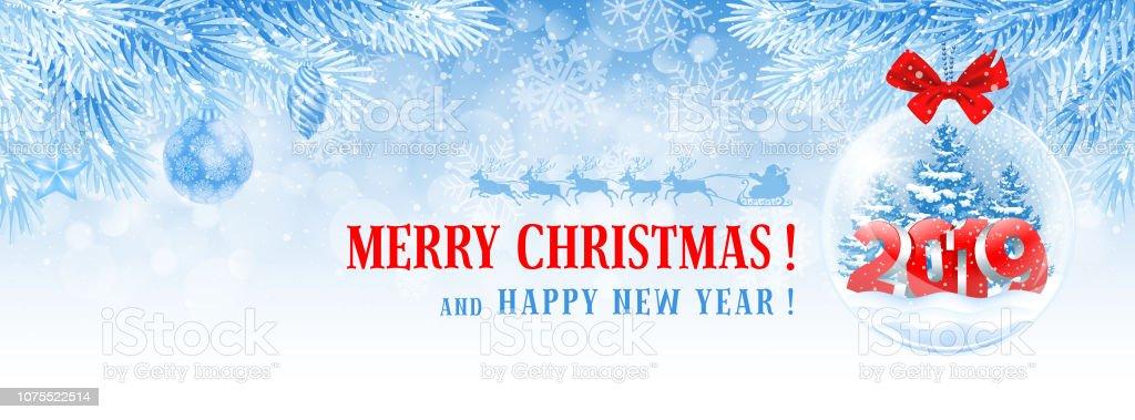 Vetores De Natal E Ano Novo Capa Para Facebook E Mais