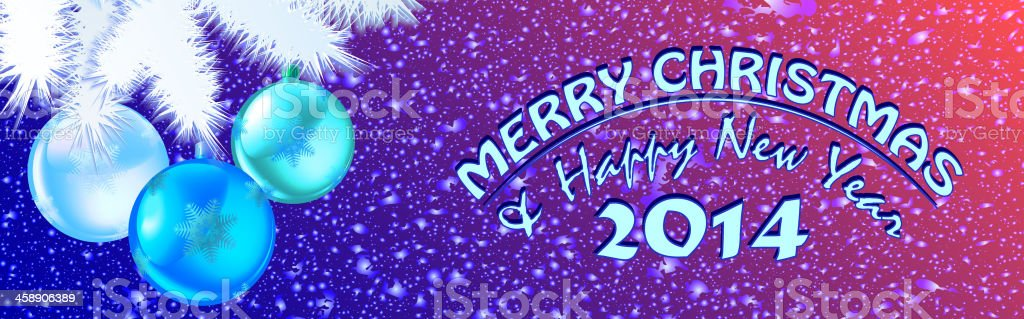 christmas and new year snowflake01 royalty-free stock vector art