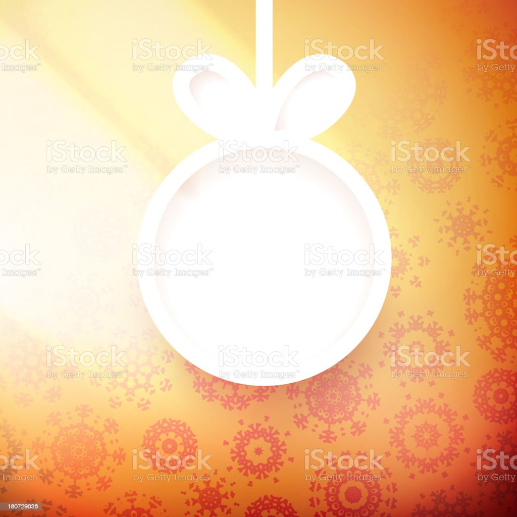 Christmas applique background.+ EPS10 royalty-free christmas applique background eps10 stock vector art & more images of abstract