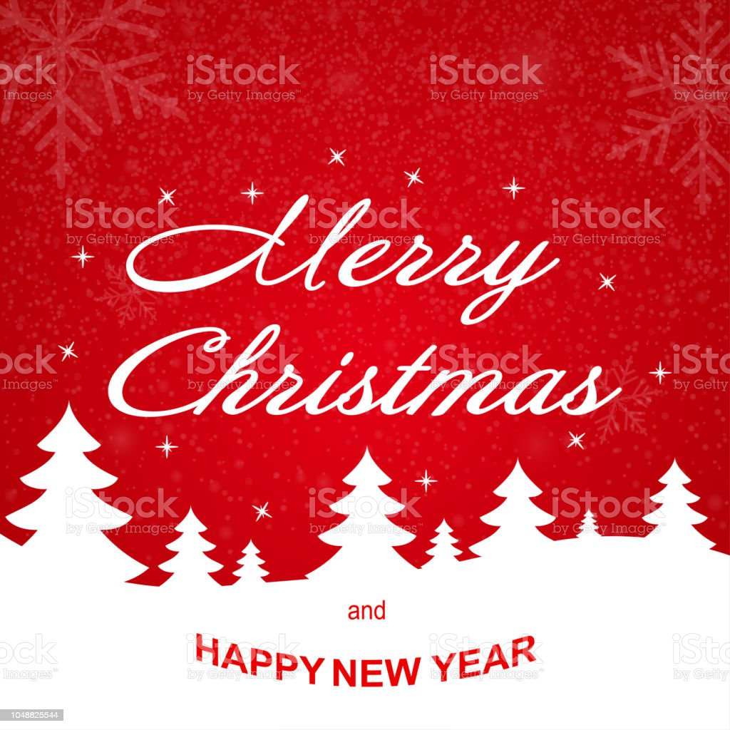 christmas background christmas greeting card template with wishes merry christmas and happy new year