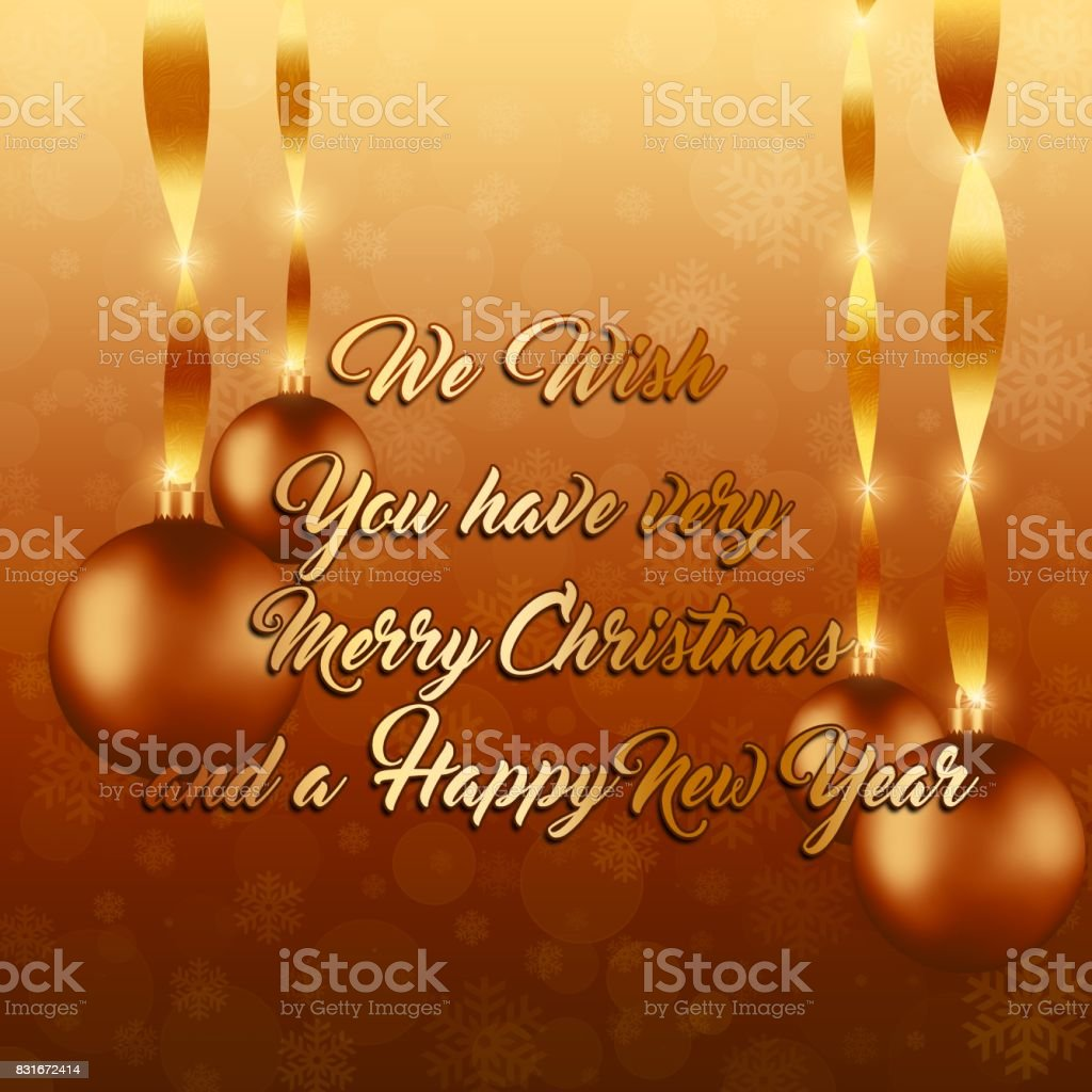 Christmas Background Festive Xmas Greetings Card Abstract Background