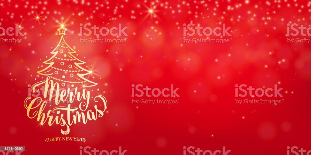 Christmas Background. Happy new year holiday lettering text. christmas background happy new year holiday lettering text - immagini vettoriali stock e altre immagini di a forma di stella royalty-free