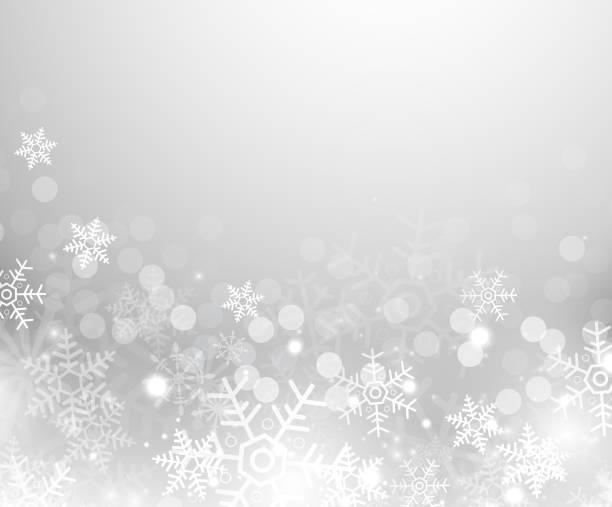 ilustraciones, imágenes clip art, dibujos animados e iconos de stock de fondo de navidad - snowflake background