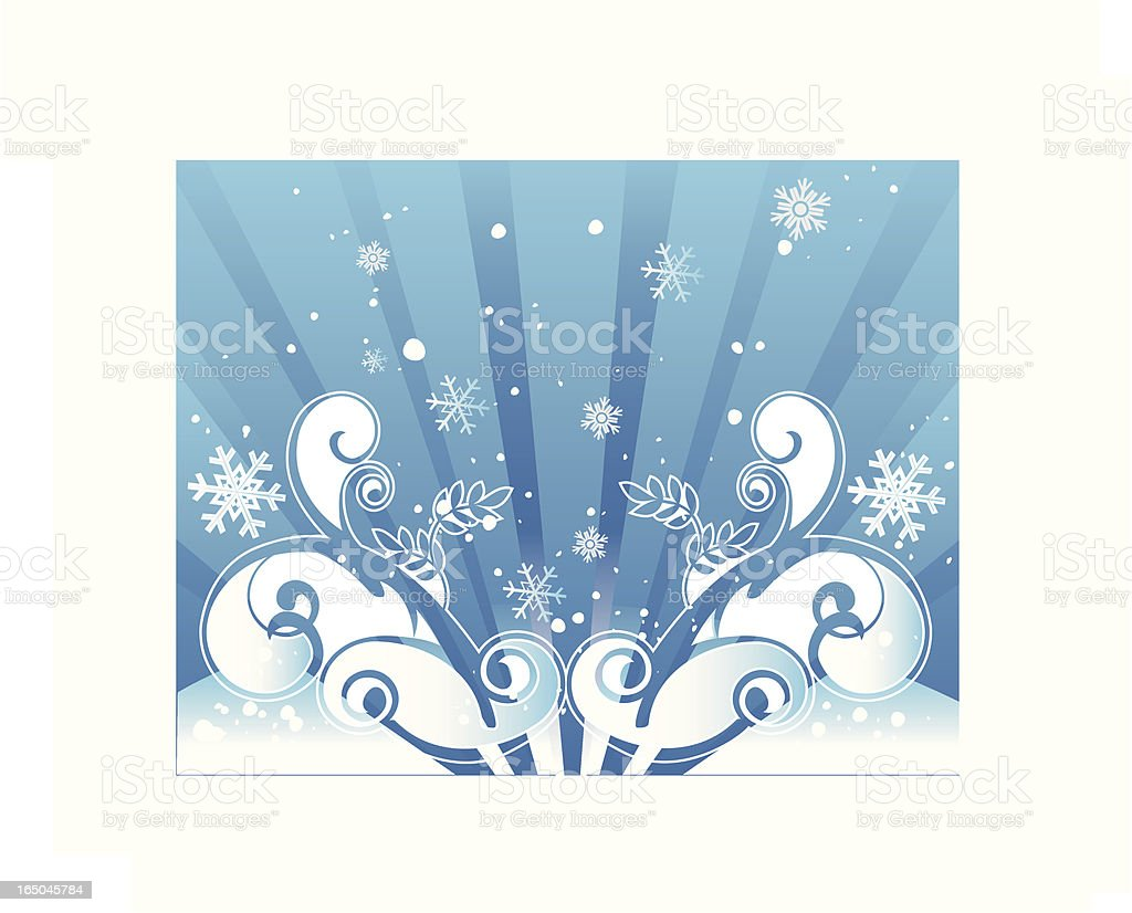 christmas background royalty-free christmas background stock vector art & more images of blue