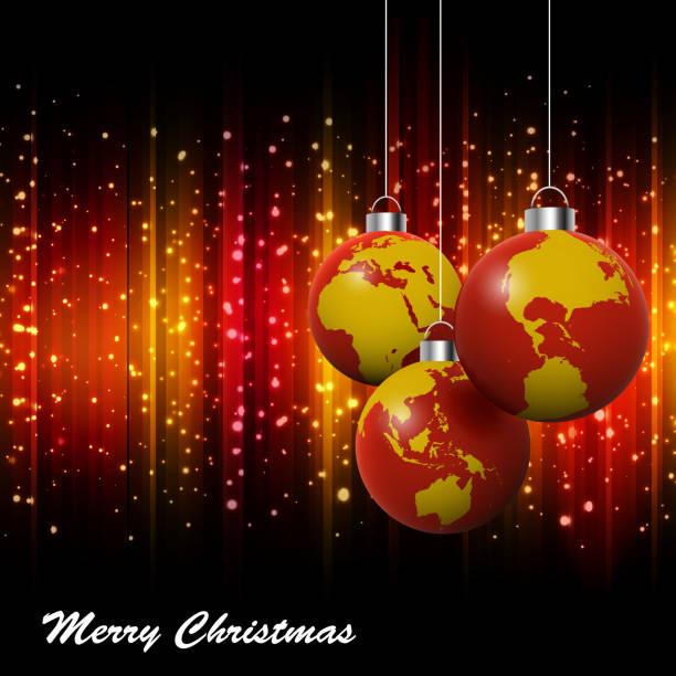 Weihnachten Hintergrund – Vektorgrafik