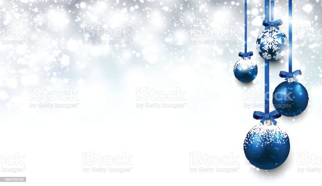 Christmas Background Stock Vector Art & More Images Of
