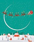 vector illustration - Christmas background