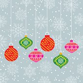 Christmas background , vector illustration .AI10-compatible EPS.