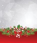 Christmas Background. EPS 10.