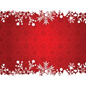 Christmas Background, Vector image