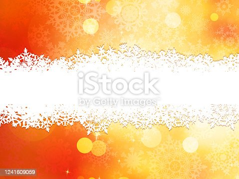 istock Christmas background with copy space. EPS 10 1241609059