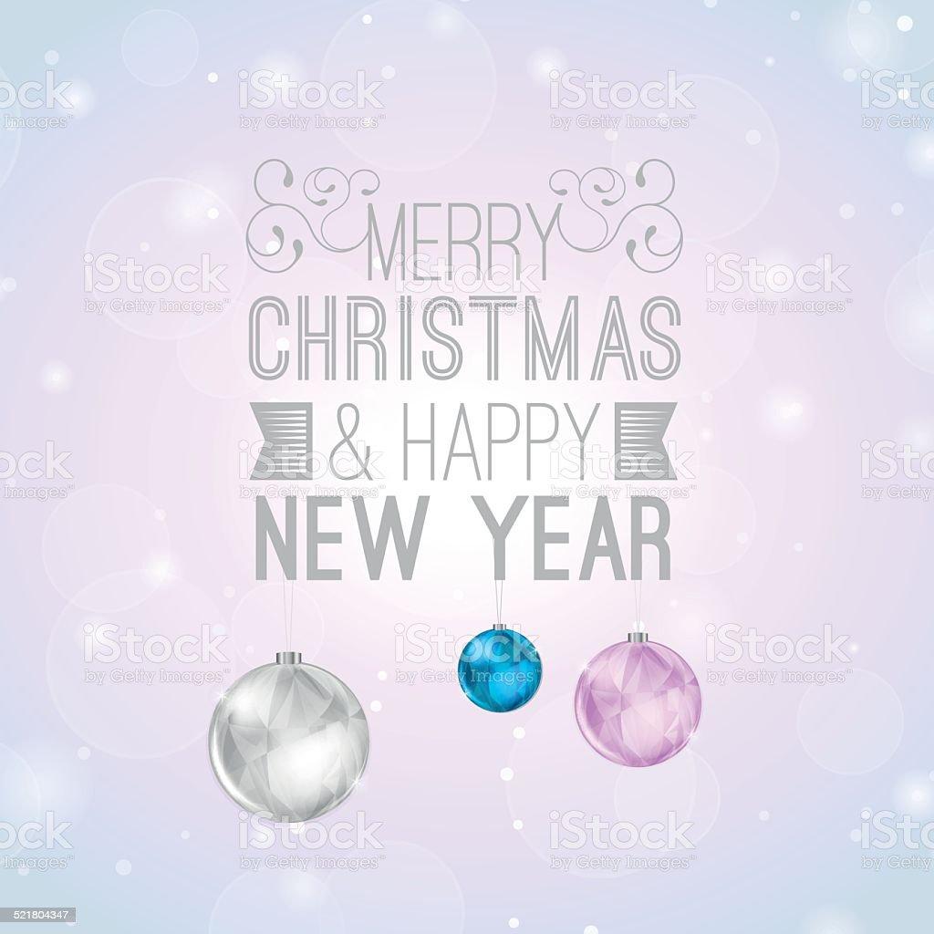 クリスマスの背景おしゃれな文字 のイラスト素材 521804347 | istock