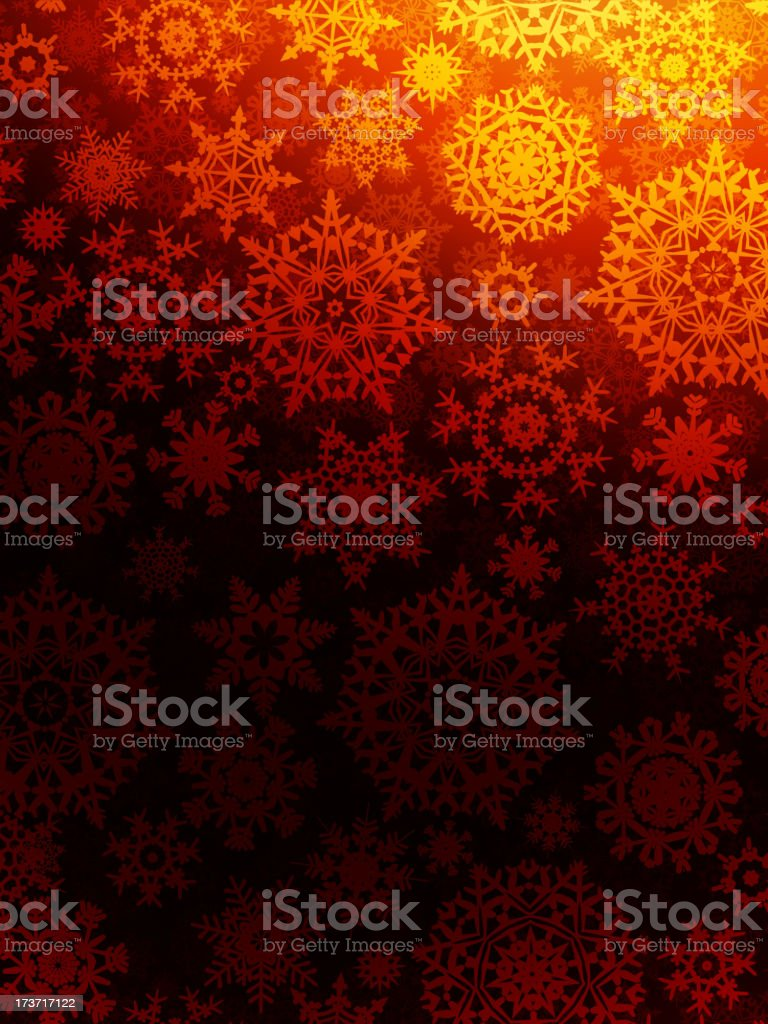 Christmas background with snowflakes. EPS 8 royalty-free christmas background with snowflakes eps 8 stock vector art & more images of backdrop