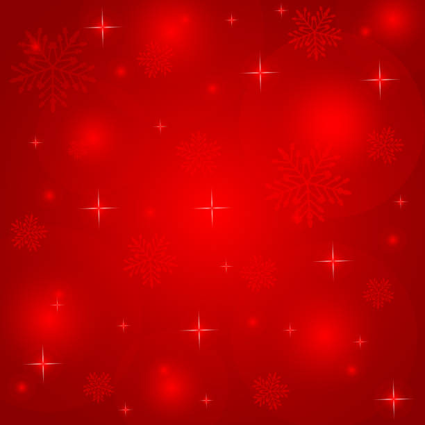 Christmas background with snowflakes Christmas background with snowflakes backgrounds clipart stock illustrations