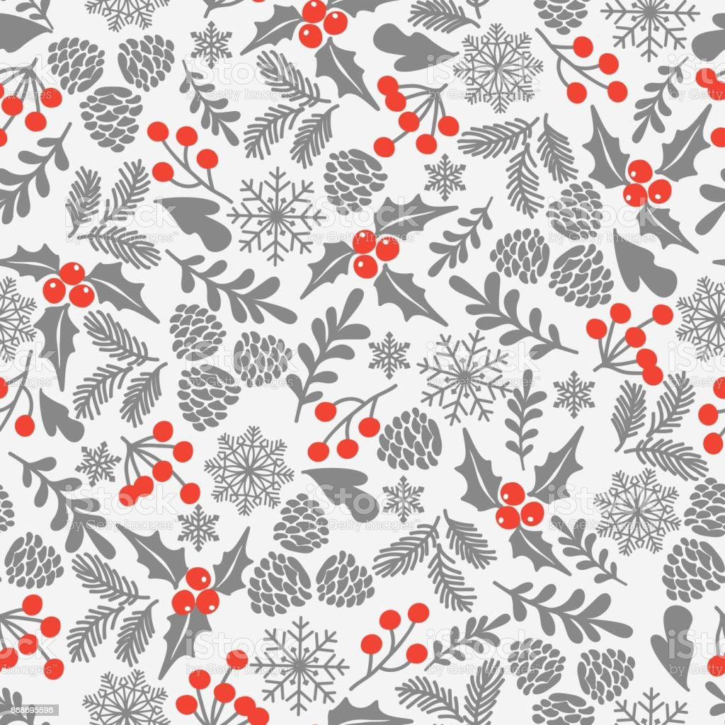 Christmas backgrounds collection. vector art illustration