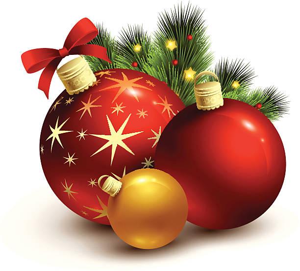Weihnachten Hintergründe – Vektorgrafik