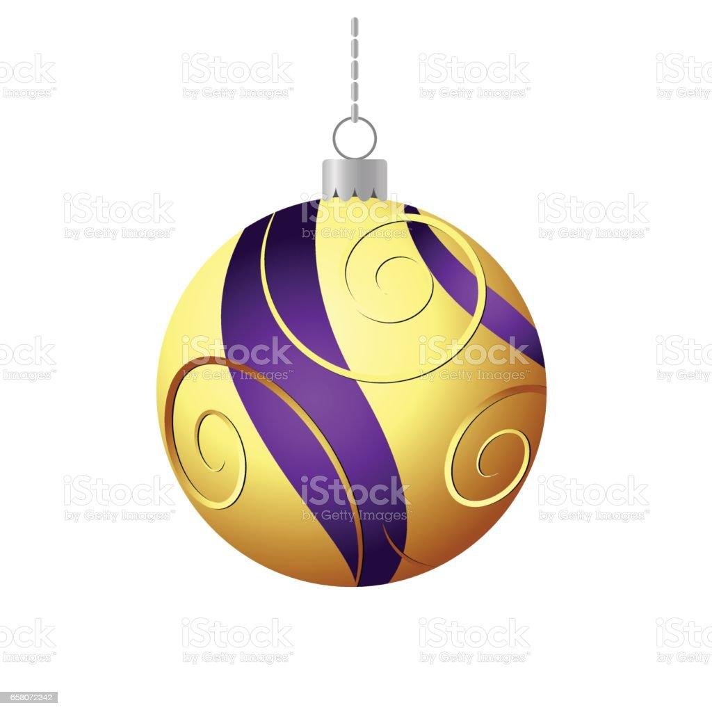 Christmas ball royalty-free christmas ball stock vector art & more images of ball