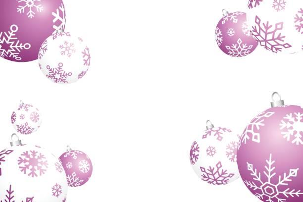Christmas Ball Vector vector art illustration