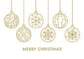 istock Christmas balls 1188027907