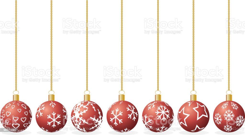 Christmas balls royalty-free christmas balls stock vector art & more images of art