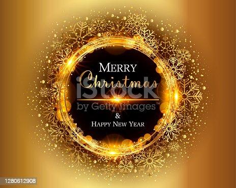 istock Christmas Banner 1280612908