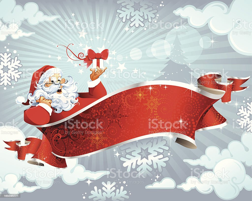 Christmas Banner royalty-free christmas banner stock vector art & more images of cartoon
