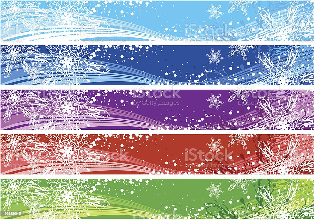 Christmas banners for WWW royalty-free christmas banners for www stock vector art & more images of abstract