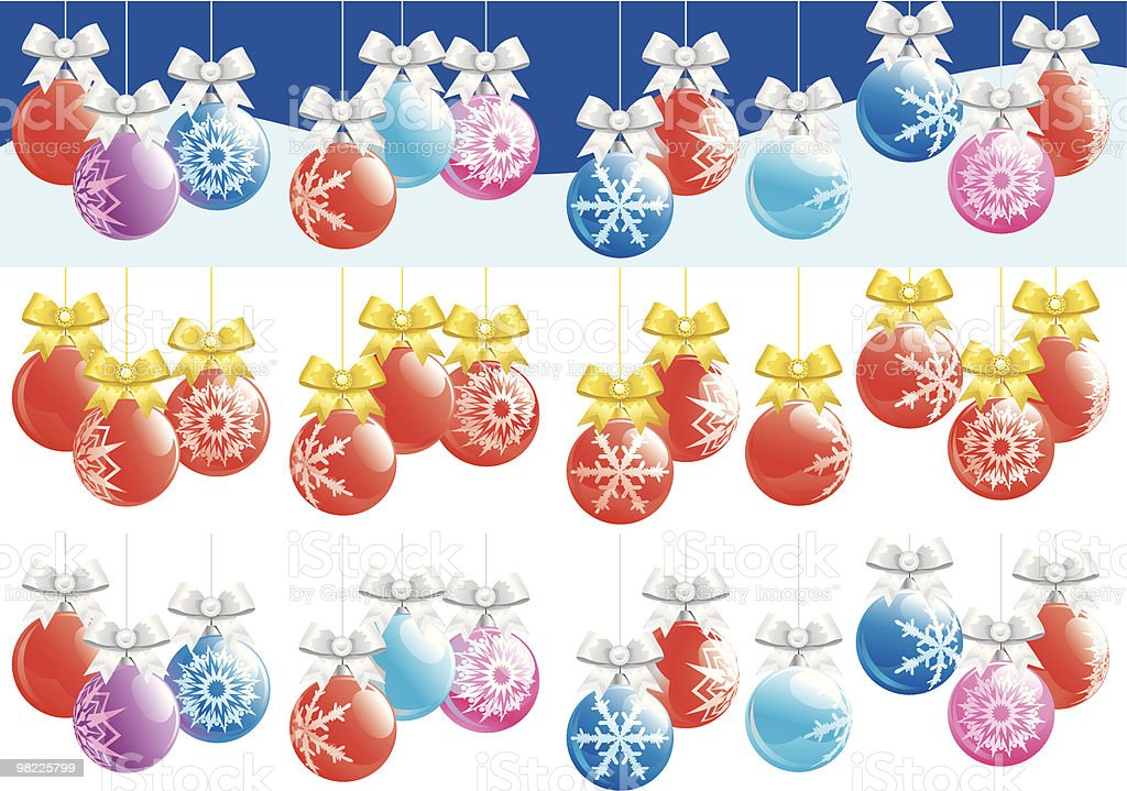 christmas baubles royalty-free christmas baubles stock vector art & more images of abstract