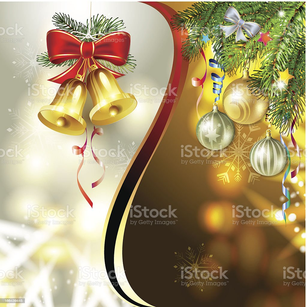 Christmas bells royalty-free christmas bells stock vector art & more images of bell