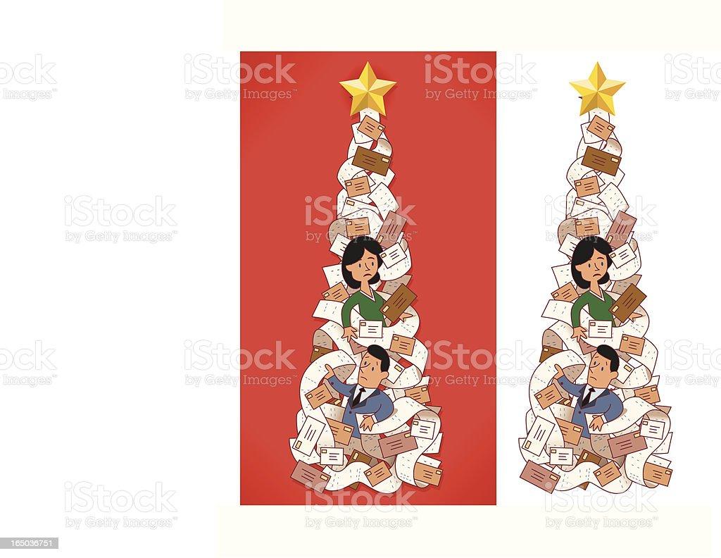 Christmas Bills royalty-free christmas bills stock vector art & more images of buying