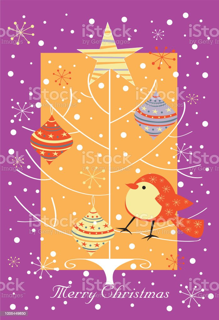 Christmas Card Designs Stock Vector Art & More Images of Backgrounds ...