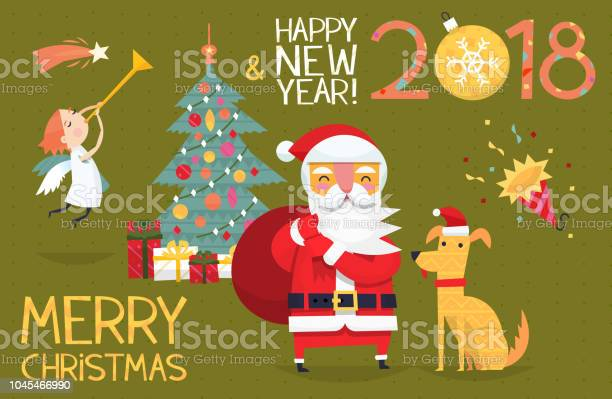 Christmas card illustration vector id1045466990?b=1&k=6&m=1045466990&s=612x612&h=ctdnqvsetzwgjrdcdfe yi xyj9j hahggqgptiu7cm=