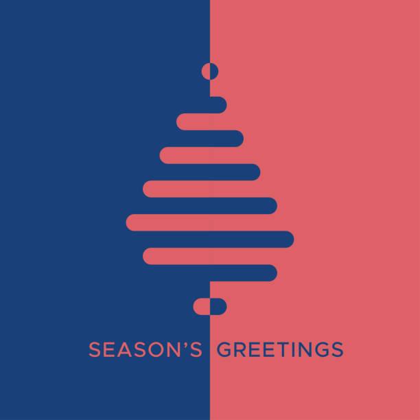 Christmas card vector graphic 1 vector art illustration