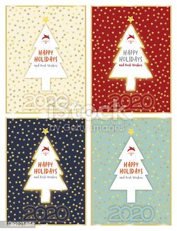 istock christmas card 1189221864