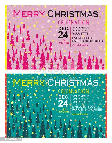 istock Christmas Card 1190803146