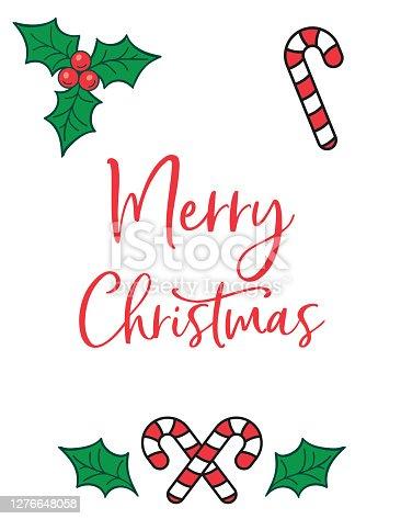 istock Christmas card 1276648058