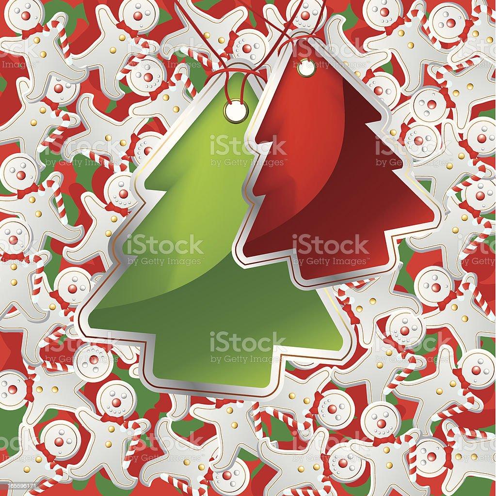 Cartão de Natal ilustração de cartão de natal e mais banco de imagens de abstrato royalty-free