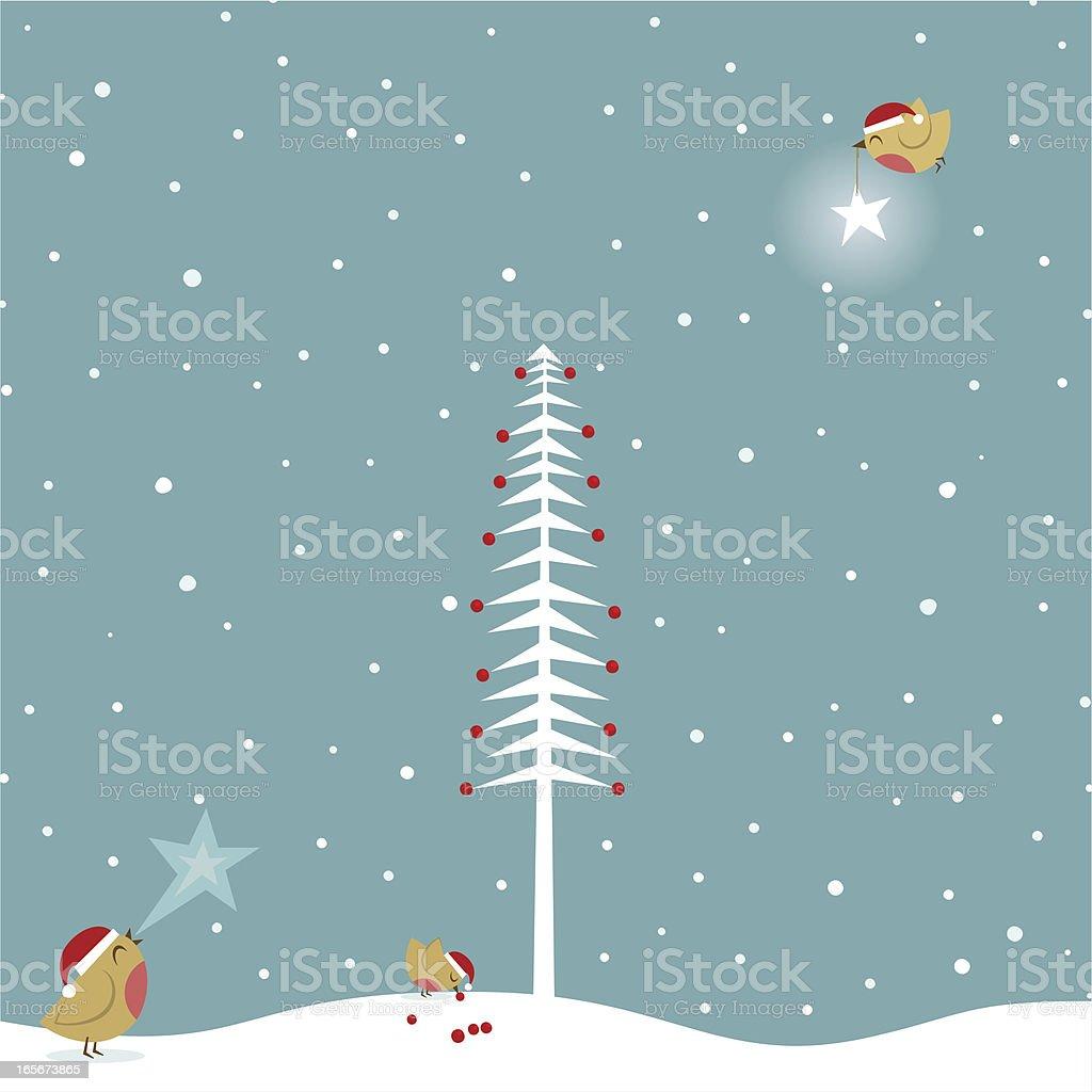 Christmas card royalty-free christmas card stock vector art & more images of animal