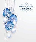 Christmas Card. EPS 10.