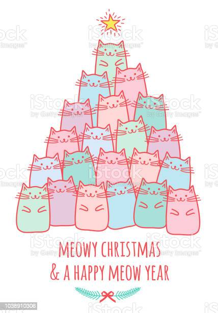 Christmas card with cute cat tree vector vector id1038910306?b=1&k=6&m=1038910306&s=612x612&h=x02m6d6o3miaym6zkq3n313lu9ubipw isei3fx8otu=