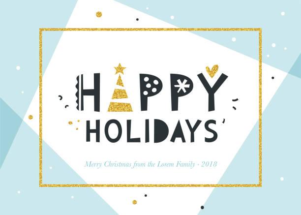 クリスマス card_11 - ホリデーシーズンと季節のフレーム点のイラスト素材/クリップアート素材/マンガ素材/アイコン素材