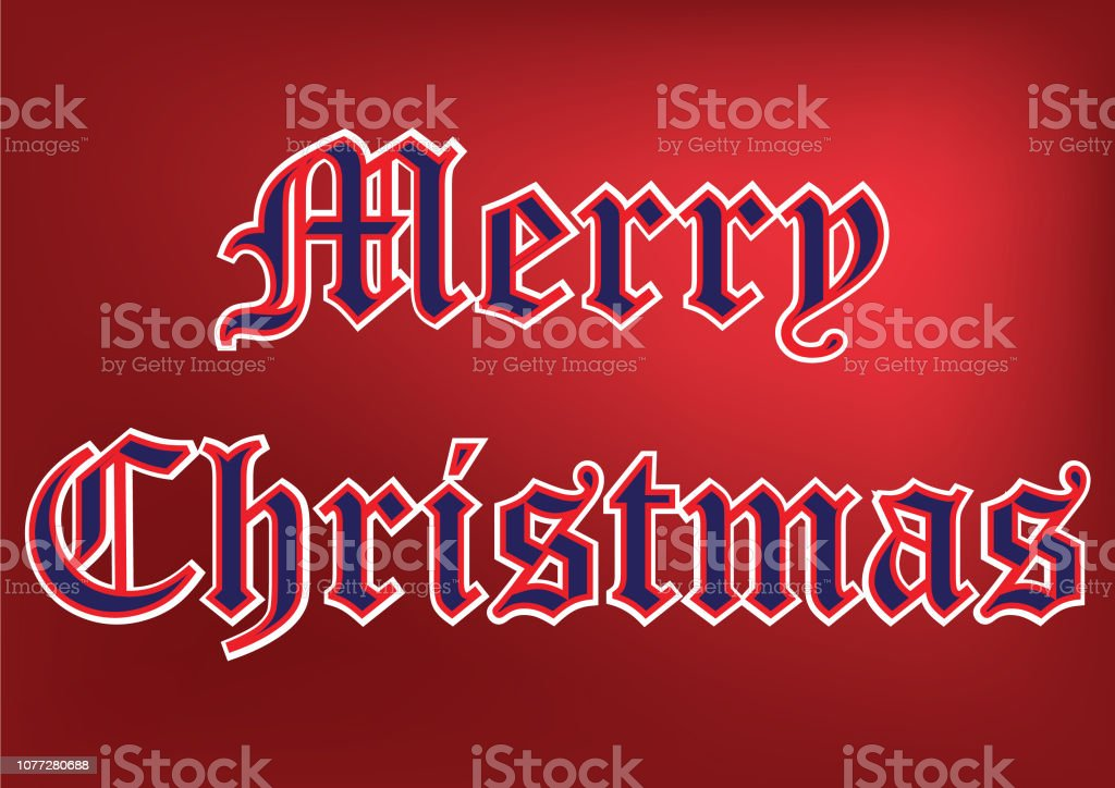 Australian Christmas Cards Free Download.Christmas Cards Simple Design Stock Illustration Download