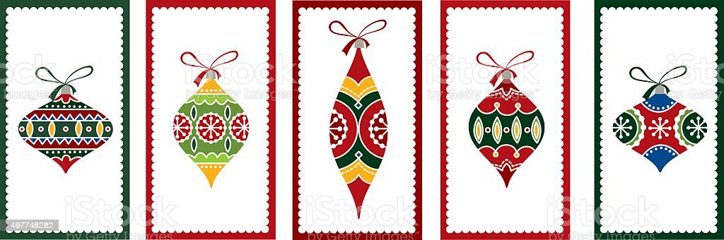 Christmas cards royalty-free christmas cards stock vector art & more images of 2015