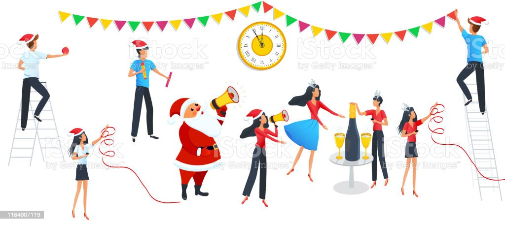 Free Christmas Party Clip Art, Download Free Clip Art, Free Clip Art on  Clipart Library