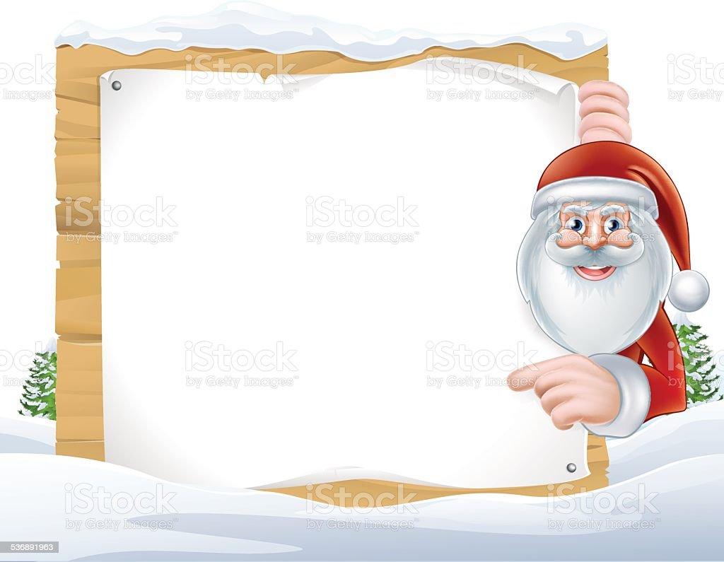 weihnachten cartoon weihnachtsmann stock vektor art und. Black Bedroom Furniture Sets. Home Design Ideas