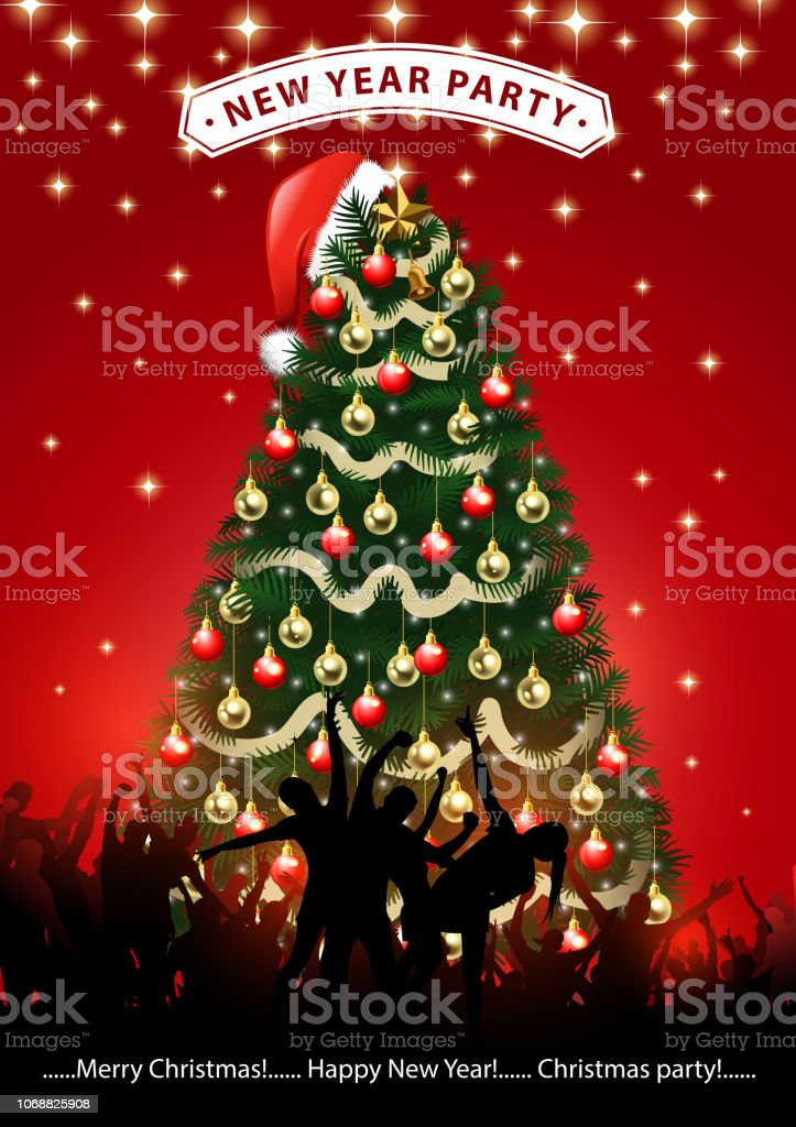 Christmas Celebration 2019 Christmas Celebration Stock Illustration   Download Image Now   iStock